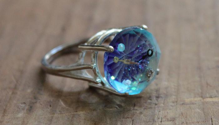 シリウス金剛石の指輪