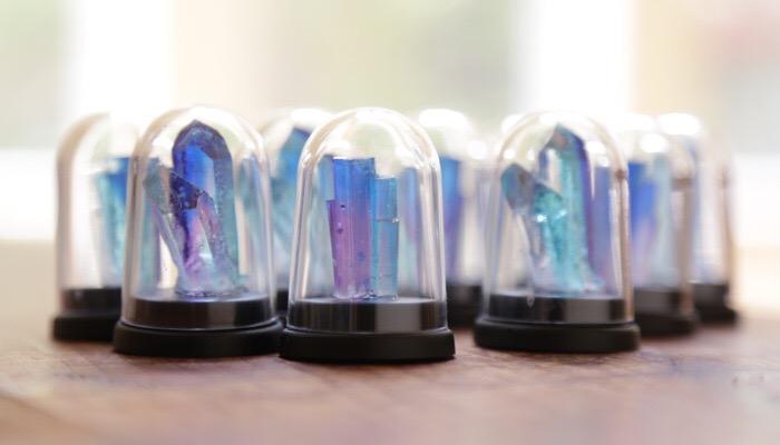 銀河結晶鉱石のライト
