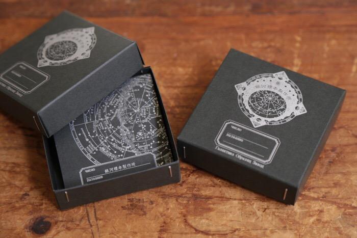 活版印刷 letterpress gift box パッケージ
