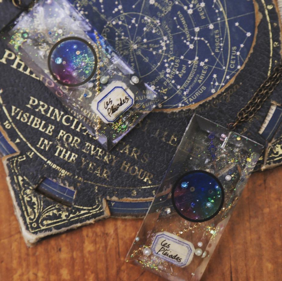 銀河標本製作所 プレアデス星団